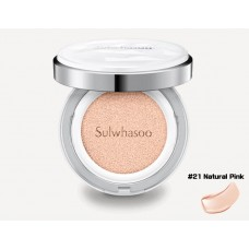 Sulwhasoo Snowise Brightening Cushion #21 SPF 50+ PA+++ 15g*2