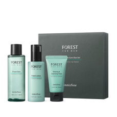 Innisfree Fresh Skin Care Duo Set [FOR MEN]